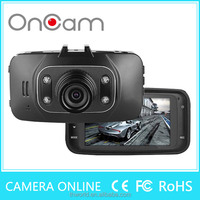 $11.5 only hot sale Best 1080p car camera car dvr gs8000 with Gsensor Wide 170 degree View Angle