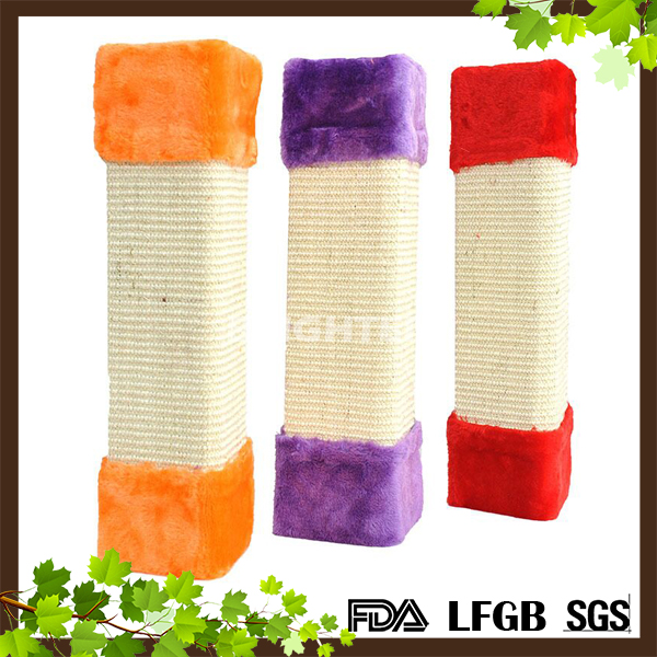 Eco-Friendly Feature and Pet Toys Type cat scratching post