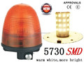 New Super Bright LED Warning light, Car Warning Beacon(KF-WB-161E),Warm White High Power 5730 SMD LED,With Din Mount Pole