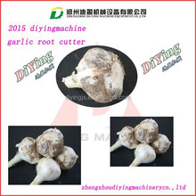 garlic farm equipment dry garlic root cutting machine