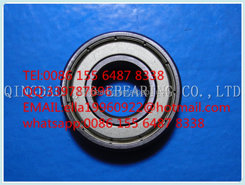 high speed deep groove berings 6002 ball bearing