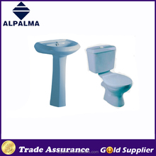 High Quality Toilet WC set with Cheap Price Sanitary Wares