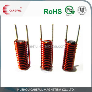 inductor 3mh 10a air core coils for pcbcircuit