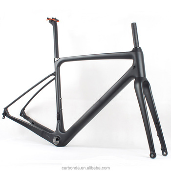 Cyclocross Gravel Bike Carbon BB86 Fender Mount Gravel Bike Frame