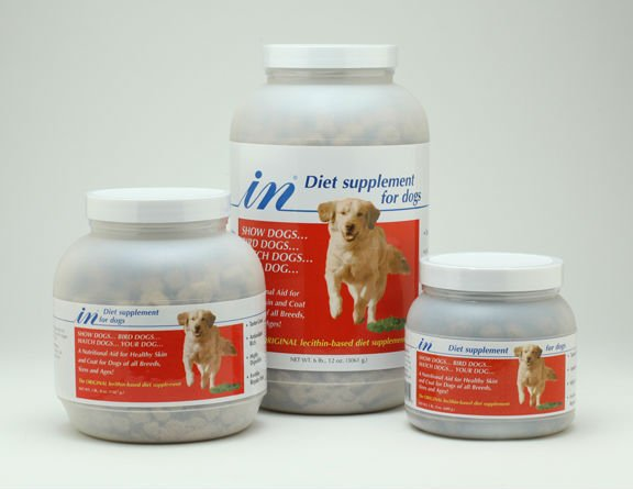 IN Diet Supplement for Dogs - Red Label