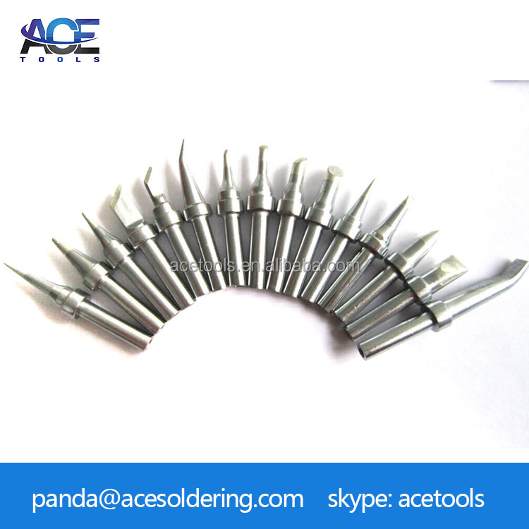 <strong>15</strong> Pcs/bag 200-LI,B,I,<strong>K</strong>,SK,J,1C,2C,3C,4C,0.8D,1.6D,3.2D,4.2D,H Soldering Tips for 90W,120W Quick BAKON Solder Station Iron