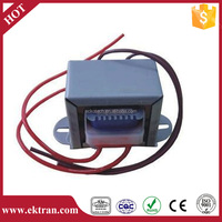 EI single phase 240v ac to 9v 14v 24v ac transformer