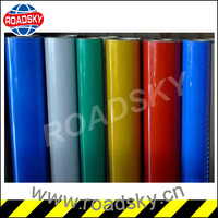 High Visibility Super Quality Micro Prism Flexible Reflective Material