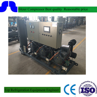 cold room and freezer room industrial refrigerator compressor