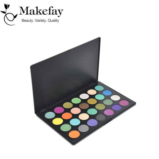 Cosmetic cheap eyeshadow palette no branded eyeshadow makeup palette