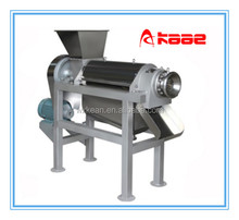 industrial screw type fruit cold press juicing machine