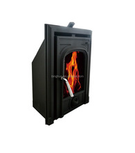 cast iron material wood &coal fuel insert fireplaces, insert stoves