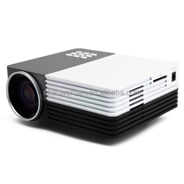 Native 800*480 full hd 3d led projector , multimedia projector with cheap price