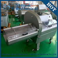 High technology frozen beef/mutton/meat slicing machine with factory price