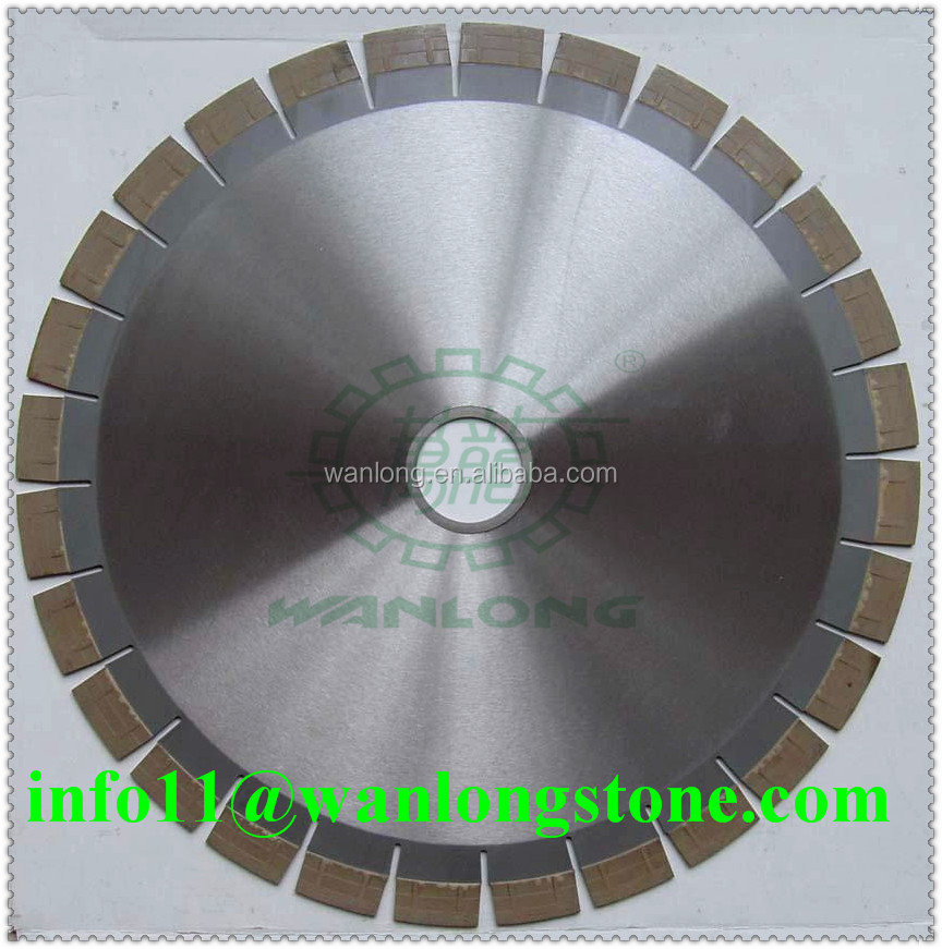 Hot products of Wanlong diamond tools sharp and fast cutting segmented turbo diamond saw blade for concrete with excellent perf