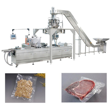 Automatic Fresh Meat Thermoforming Vacuum Packing Machine for Food Commerical