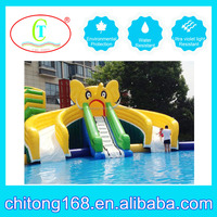CHITONG Brand Water Curve Slide/Inflatable Play Center