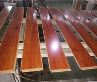 AC4 12mm Thickness Laminated Flooring Manufacture