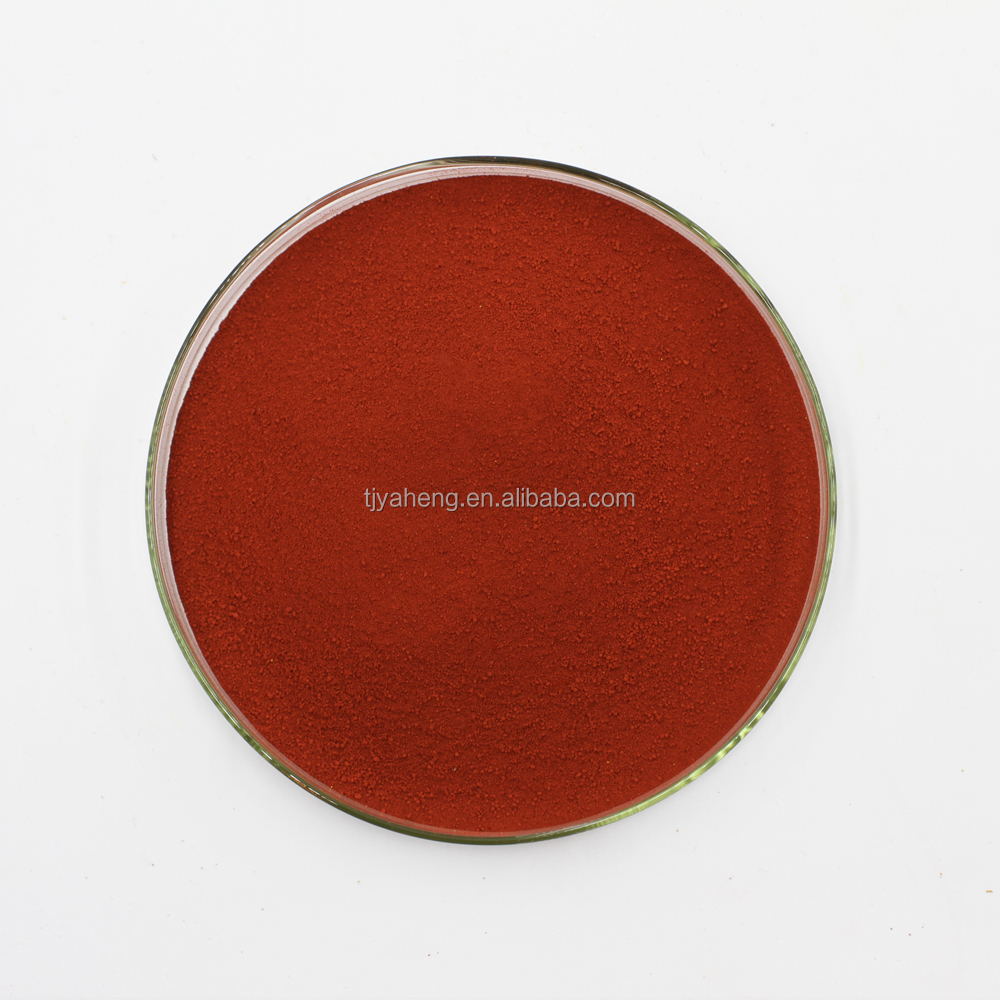 Best price 95% iron oxide red pigment ceramic powder for bricks