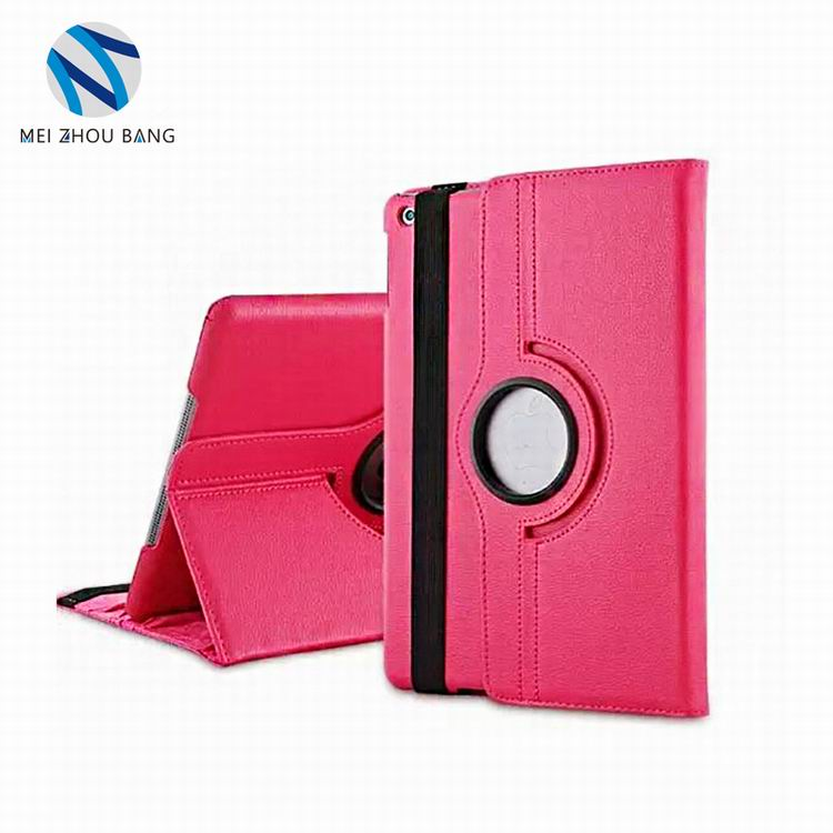360 protective rotation foldable stand tablet case for iPad mini 4