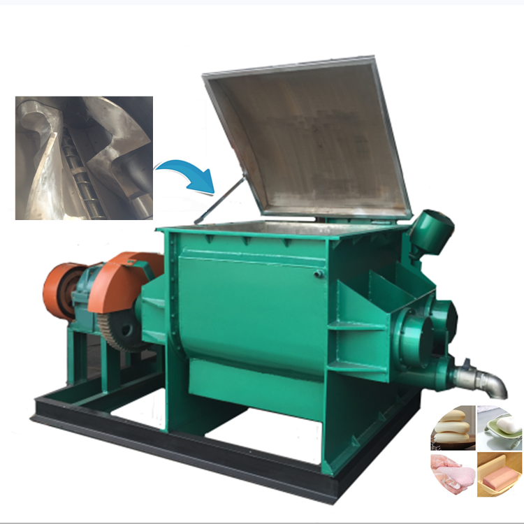 Stainless steel laundry soap making machine/screw extruder sigma kneader/<strong>Z</strong> blade mixer