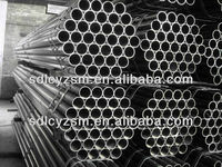 small-bore seamless galvanized steel tube BS1387