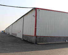 Prefabricated Light Steel Structure Warehouse Buildings Barns