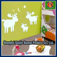 Attractive decorative wall stickers,vinyl wall stickers