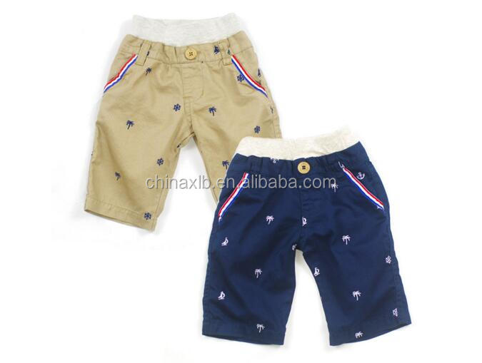 Cheap Wholesale Children Clothing Girls Summer Chiffon Shorts New Style Baby Short Pants