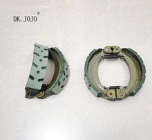China Durable Brake shoe for motorcycle and tricycle with strong resistance