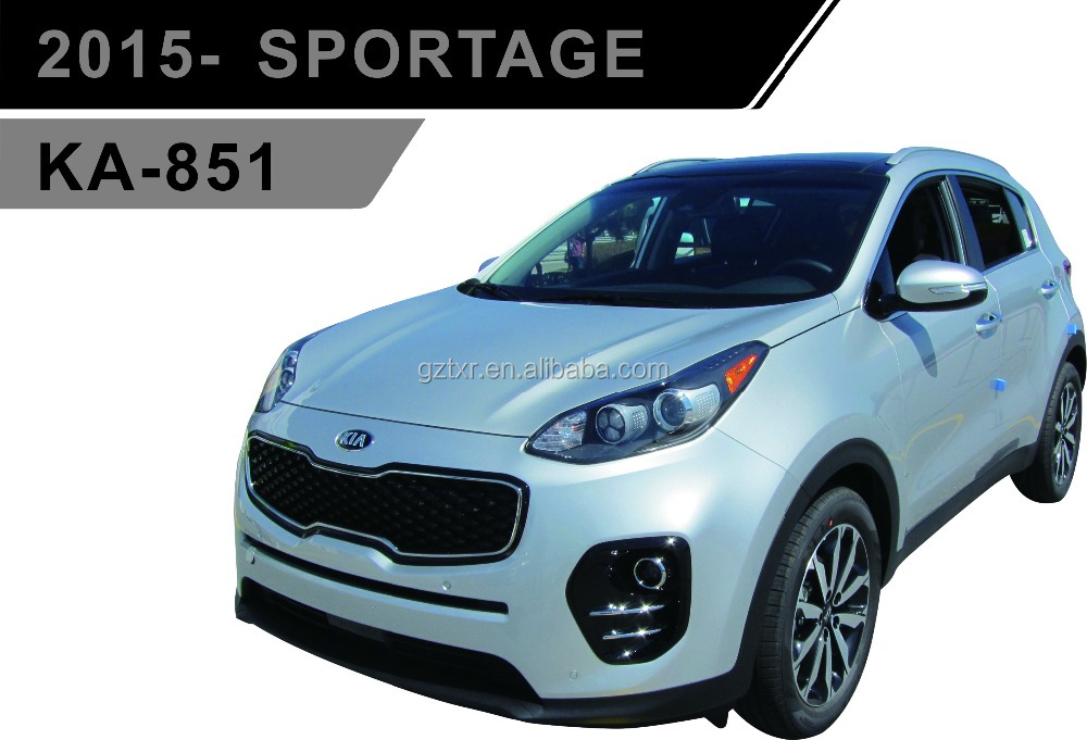 Wind Deflector For 2015 SPORTAGE (KA851)