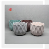 Wholesale Wedding Decorative Ceramic Mini Flower Pot