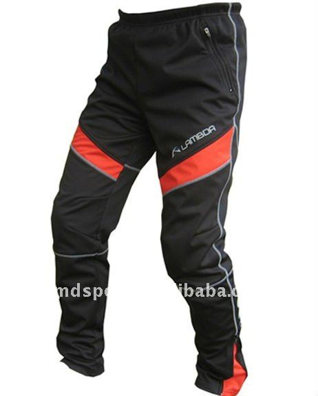 Sport wear thermal pants for cycling