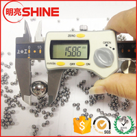 Cheap Price Small Metal Magnetic Steel Ball Bearing