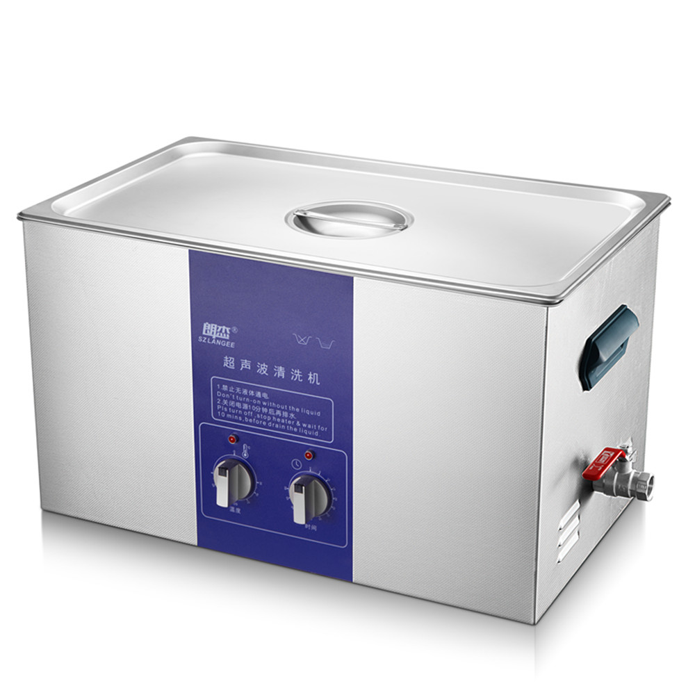 2L 5L 6L 15L 20L 30L Stainless Steel Digital Heated Ultrasonic Cleaner