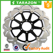 Stainless Steel motorcycle floating brake disc for ducati