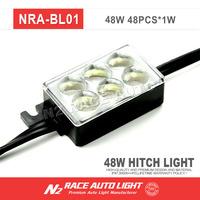 N2 Auto Race Factory LIFETIME WARRANTY LED White 8PC Waterproof Truck/Cargo Bed Lighting Light Kit for Pickup