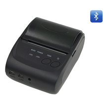 Portable Mini Thermal Receipt Printer With Usb+rs232 Wireless Bluetooth Port