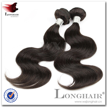 2016 WXJ Longhair Hot peruvian hair with closure in china