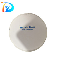 Health Medical Dental Zirconia Ceramic Blocks