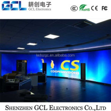 2.5mm led modules indoor screen, rental die-casting aluminum cabinet, full color led video wall P2.5