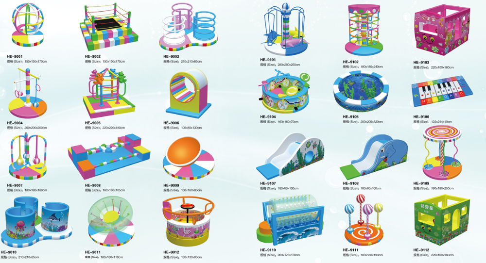 $35.00 Various uniqe theme different from your competitor (HD-8401)Children Naughty Castle Indoor Playground Price