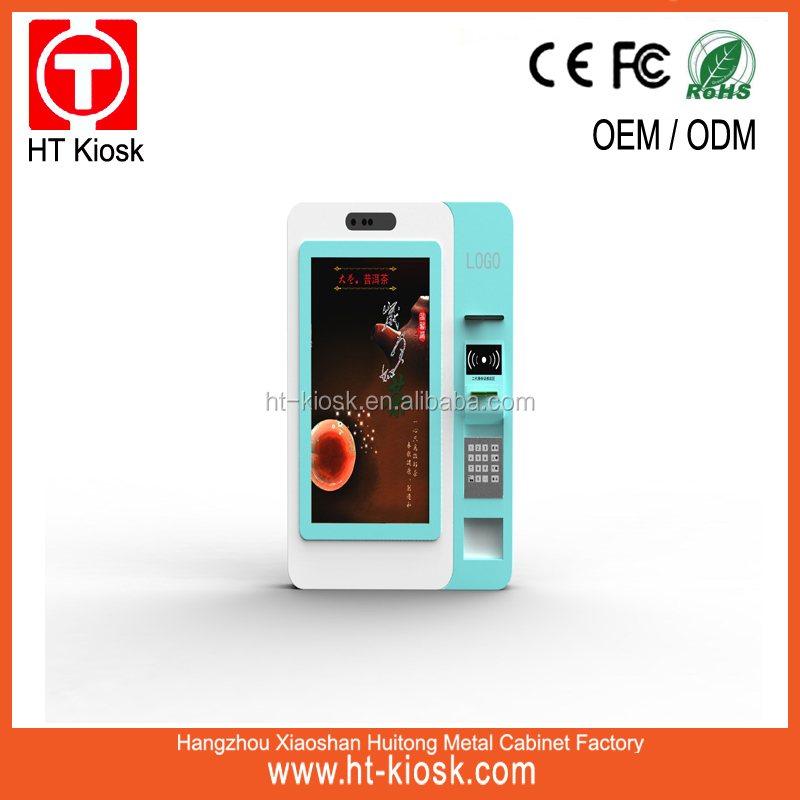 wall mounted Ticket Kiosk for movie theatre