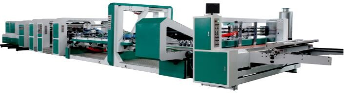 ESTARPACK Best Quality Automatic Corrugated Box Stitching Machine