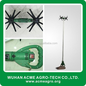 Electrical olives harvester machine and olive picking machine fruit picker