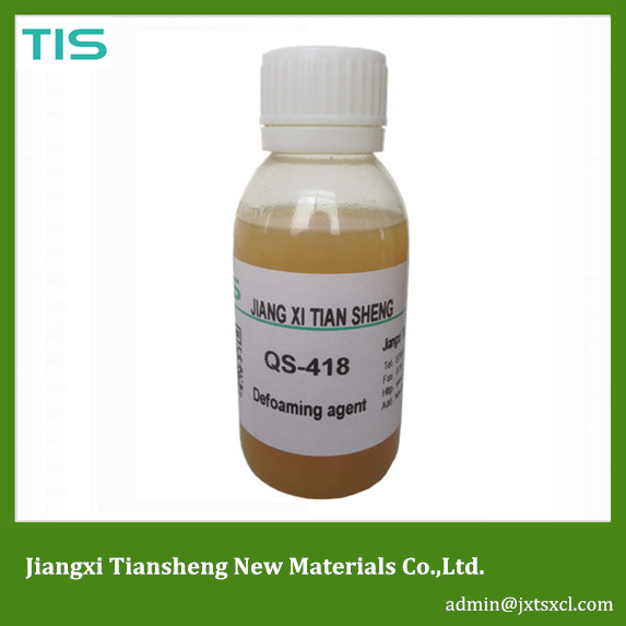 Mineral oil Mastic coating Defoaming Agent Elastic rough coatings high grade putty QS-418