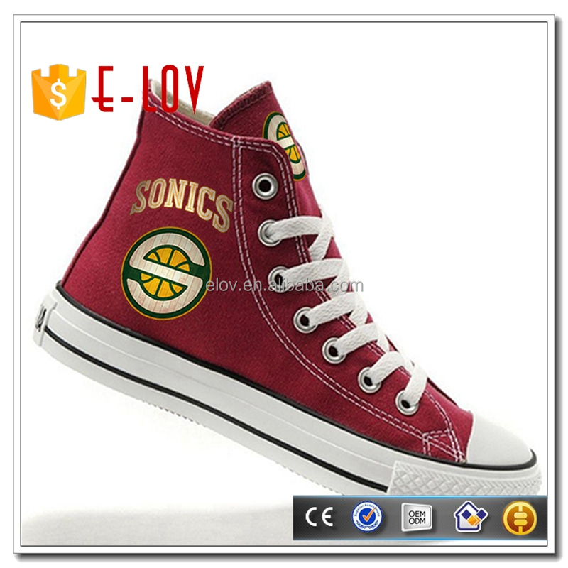 2017 new spring casual shoes printed canvas shoes ladies winter shoes pakistan