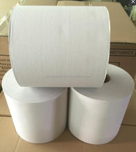 White Recycle paper roll towel, 7.87 INX350 FT, 12 roll per case from direct manufacturer
