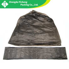 HDPE Black Garbage Bags / Trash Bags on roll used in Hospital