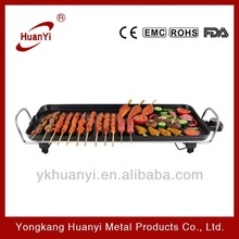 hot selling 1700W temperature controlled helmet shaped bbq grill